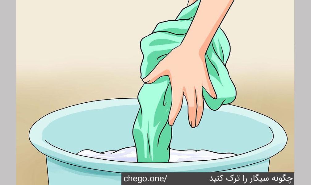 پاکسازی محیط