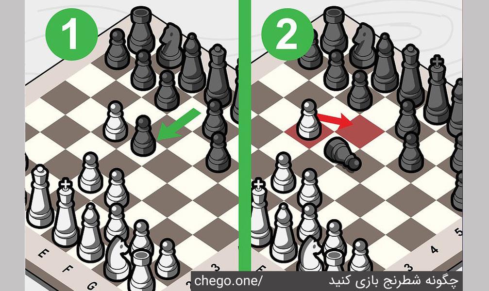 چگونه شطرنج بازی کنید