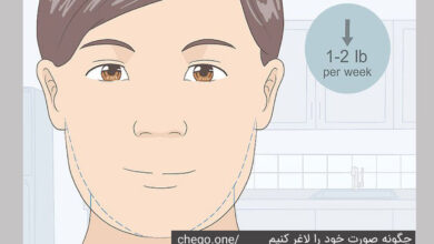 Photo of چگونه صورت خود را لاغر کنیم؟