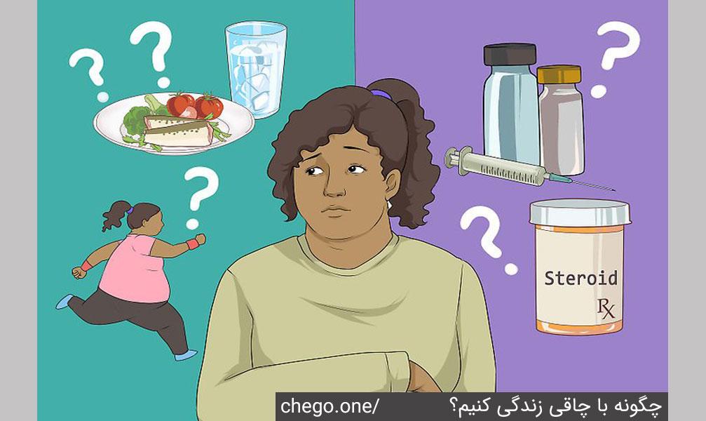 تشخیص چاقی