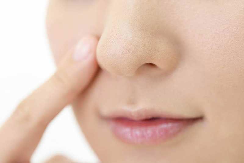 کوچک کردن بینی بدون عمل زیبایی