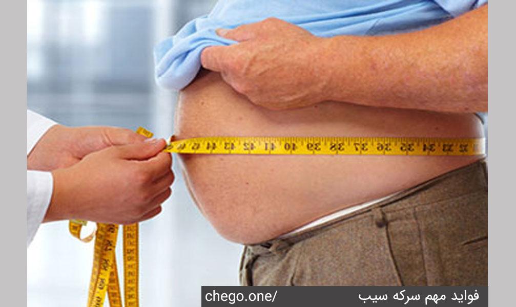 کاهش وزن با سرکه