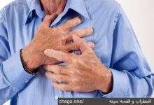Photo of رابطه درد قفسه سینه با اضطراب