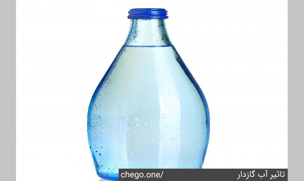 آب گاز دار