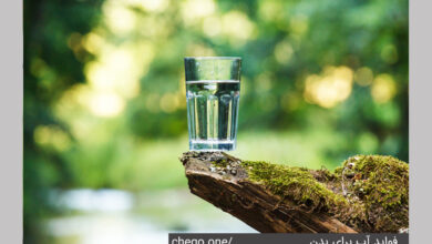 فواید آب برای بدن