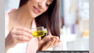 خواص روغن نباتی برای مو